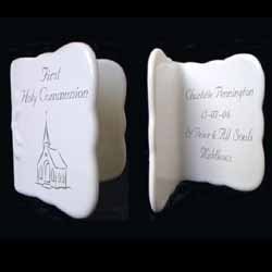 Holy Communion Message Card - First Holy Communion Gifts