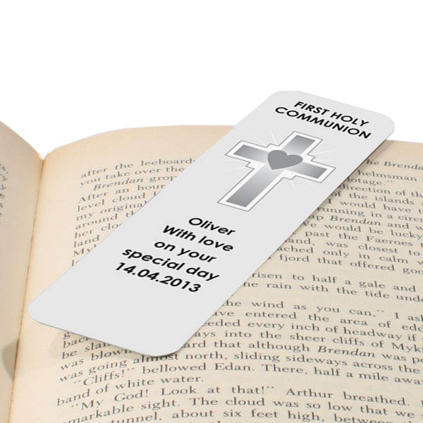 Personalised First Holy Communion Bookmark - First Holy Communion Gifts