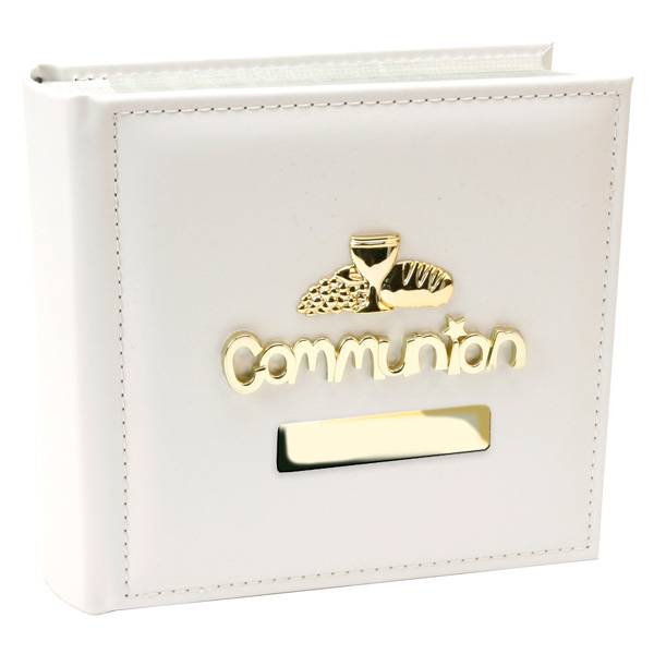 Holy Communion Personalised Photo Album - First Holy Communion Gifts