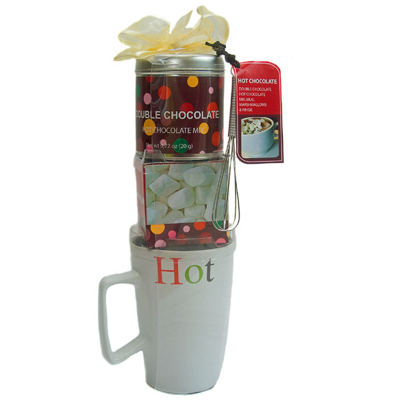 Hot Chocolate Tower Set - Hot Chocolate Gifts