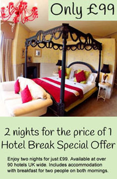 Hotel Breaks from £99