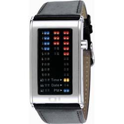 Ibiza Ride Binary LED Watch