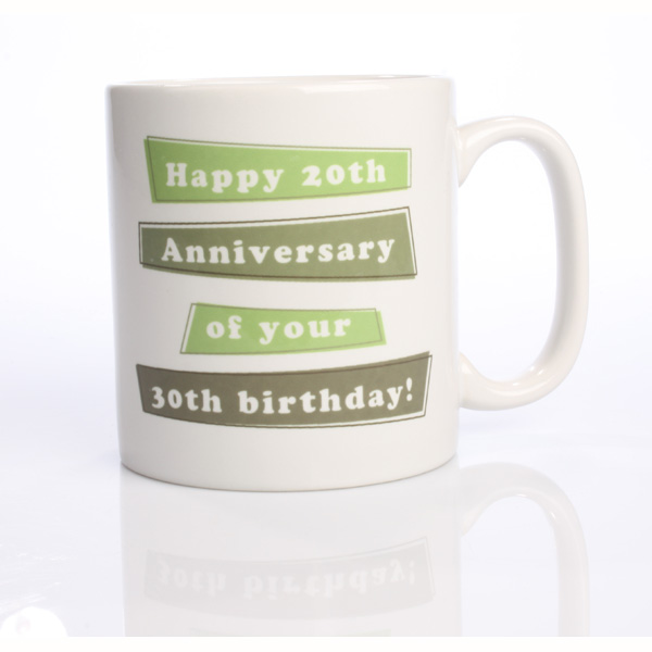 Joke 50th Birthday Mug