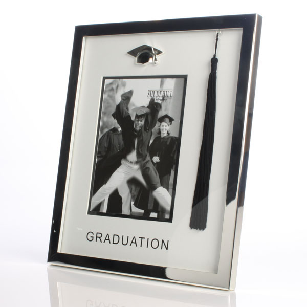 Graduation Mount Photo Frame With Tassel - Graduation Gifts