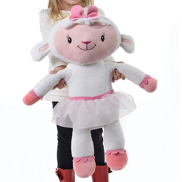 Doc McStuffins Lambie 20 Soft Toy