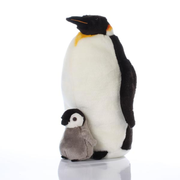 Mummy Penguin and Chick - Penguin Gifts