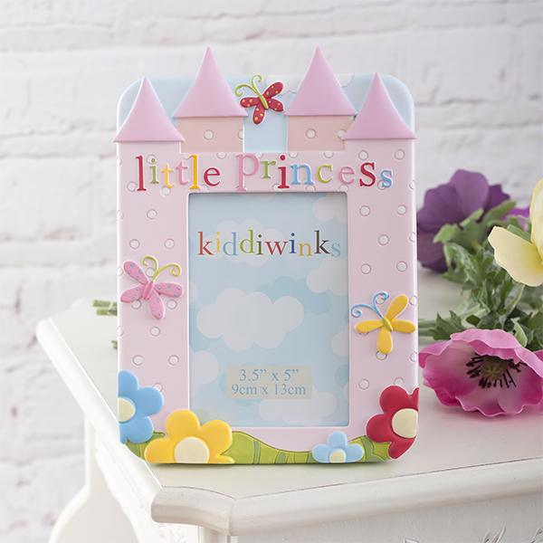 Little Princess Kiddiwinks Photo Frame - Photo Gifts