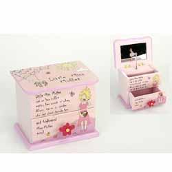 Little Miss Muffet Jewellery Box