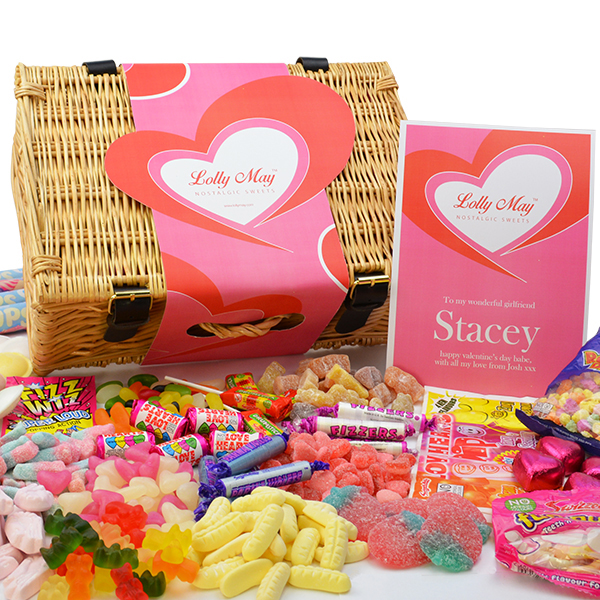 Love Lolly May Personalised Sweet Hamper