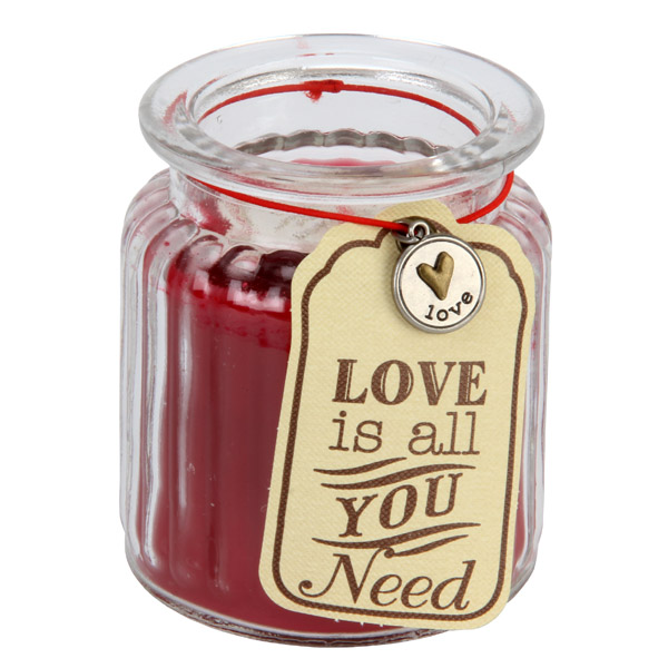 Love Spice Tea Scented Candle and Votive