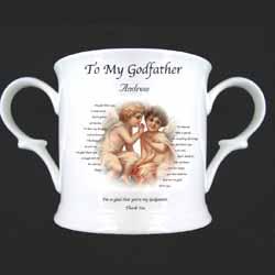 God Parent Loving Cup God Father