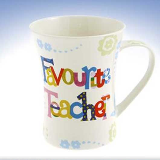 Favourite Teacher Mug - Teacher Gifts