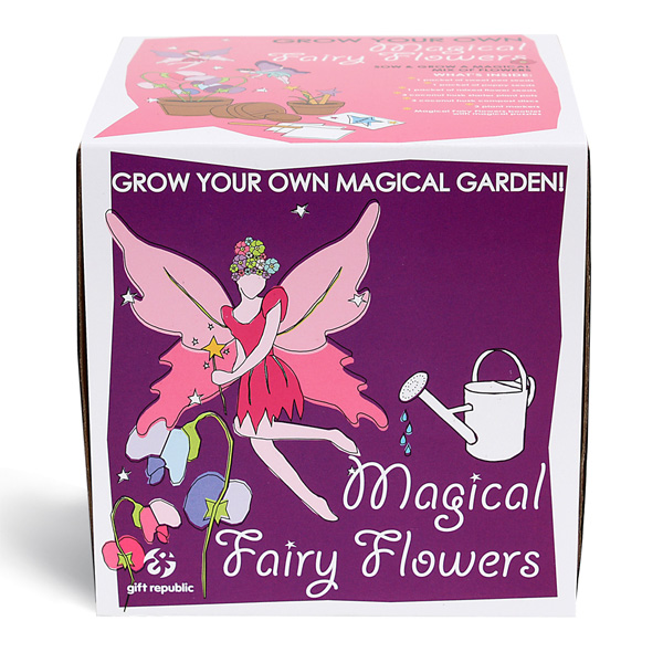 Sow and Grow - Magical Fairy Flowers - Fairy Gifts