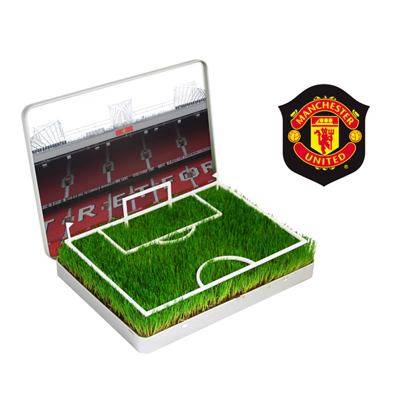 Grow Your Own Manchester United Pitch - Grow Your Own Gifts
