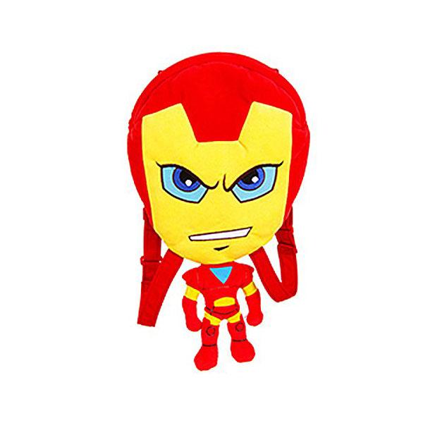 Marvel Superheroes Ironman Plush Backpack - Ironman Gifts