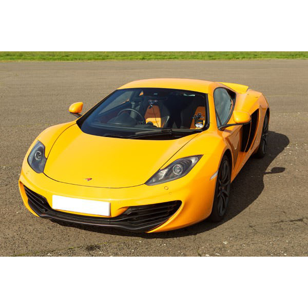 Mclaren Vs Ferrari 458 Driving Thrill