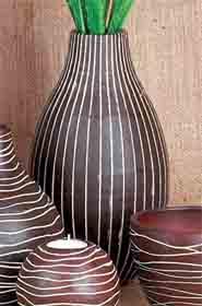 Africca Vase 25cm
