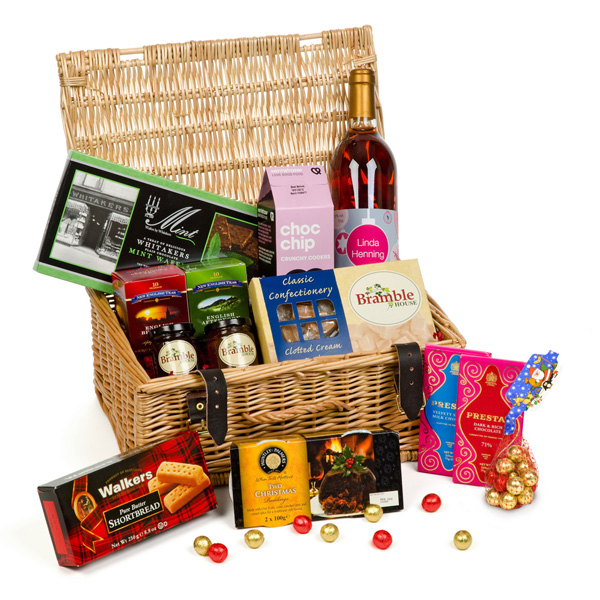 Personalised Christmas Hampers Large Hamper