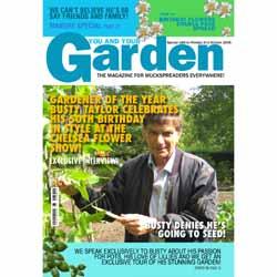 Gardening Magazine Cover Mens