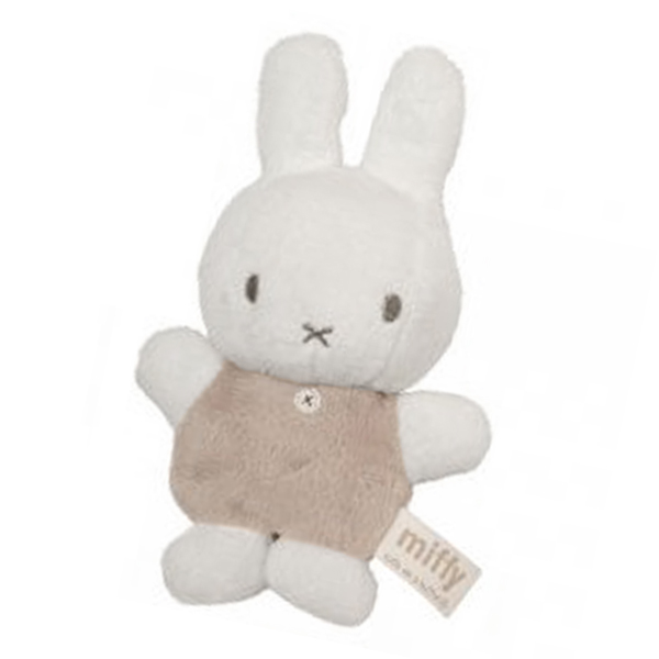 Miffy Mini Baby Squeaker Soft Toy - Soft Toy Gifts