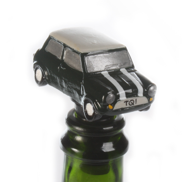 Mini Cooper Bottle Stopper - Mini Cooper Gifts