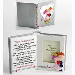 Mini Wishes Engagement Frame