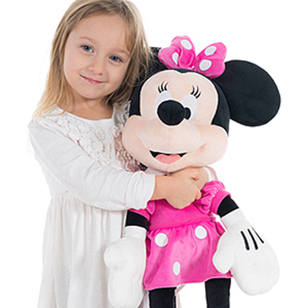 Minnie Mouse Bow-tique 24 Soft Toy