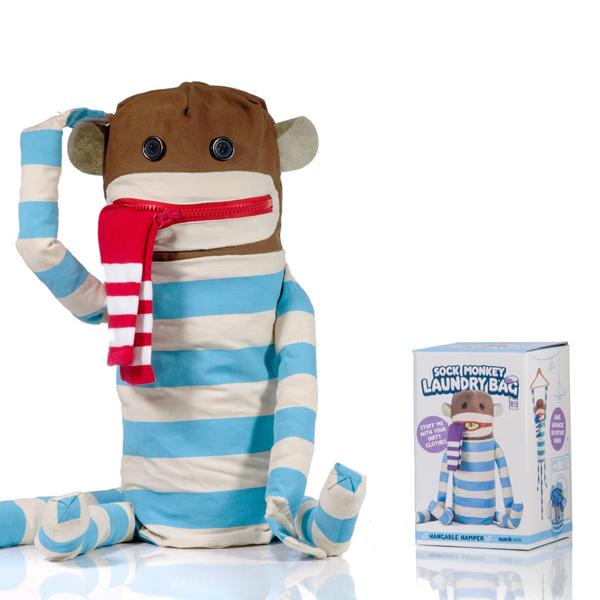 Monkey Laundry Bag - Monkey Gifts