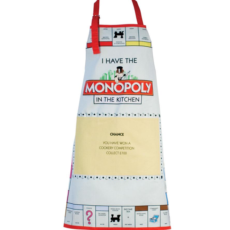 Monopoly Apron - Monopoly Gifts