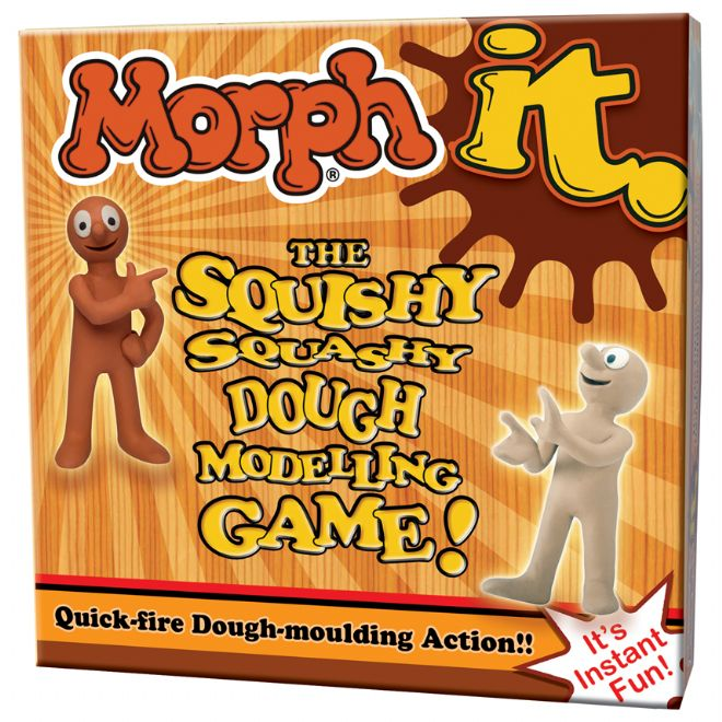 Morph It Dough Game - Morph Gifts