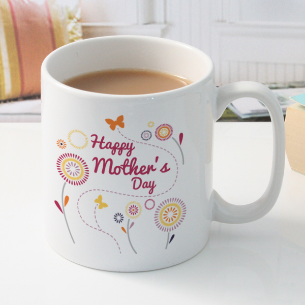 Mothers Day Butterfly Mug