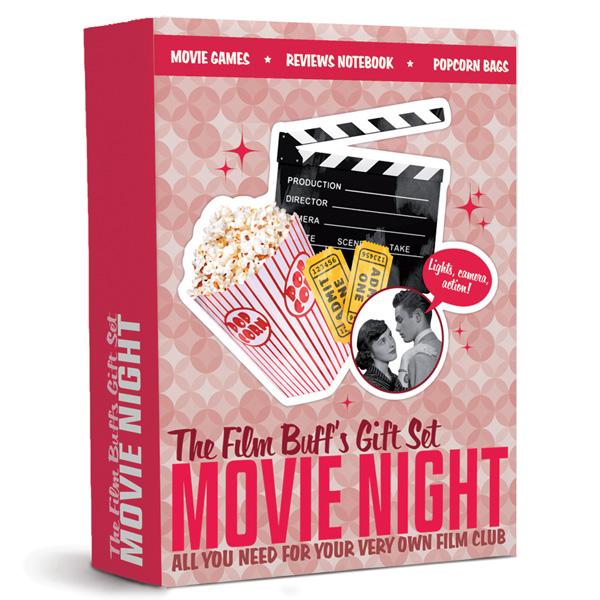 Movie Night Gift Set - Gift Set Gifts