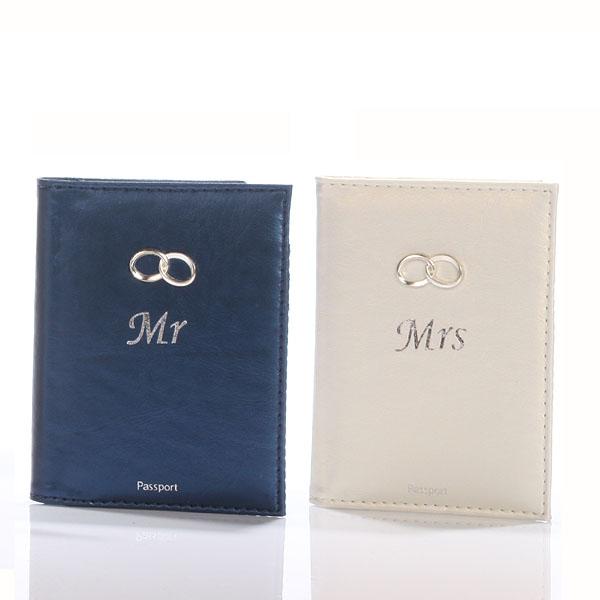 Mr & Mrs Passport Holders - Passport Gifts