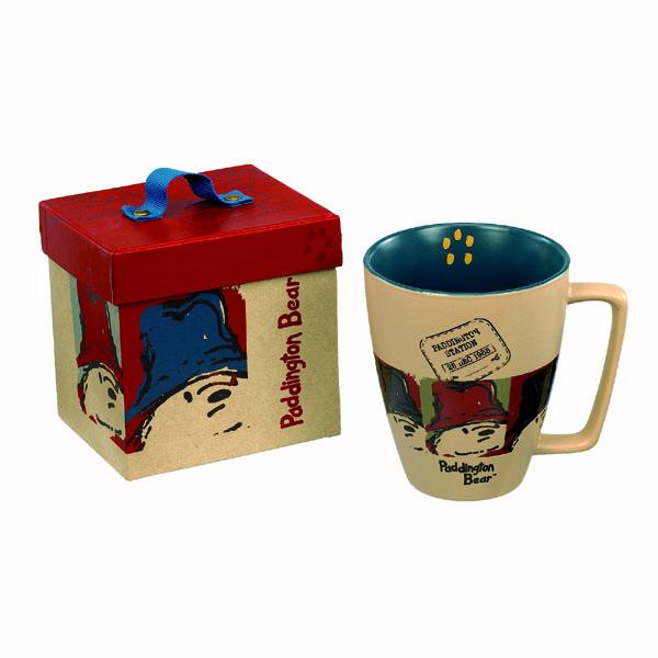 Vintage Paddington Bear Mug In Gift Box - Vintage Gifts