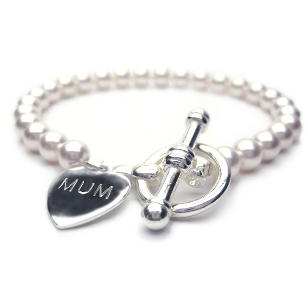 Mother of the Bride Personalised Harmony Bracelet