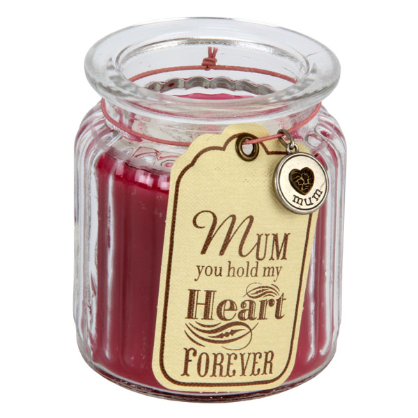 Mum Jasmine Scented Candle and Votive - Mum Gifts