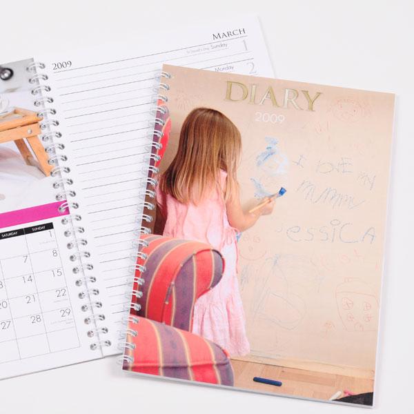 Personalised Best Mum Diary