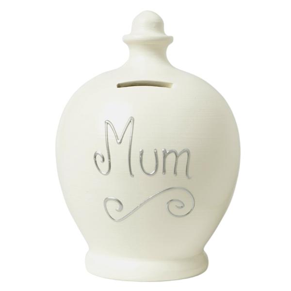Personalised Terramundi Money Pot for Mum