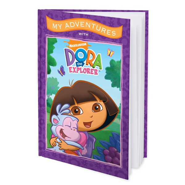 My Adventures with Dora the Explorer - Hard Cover - Dora Gifts