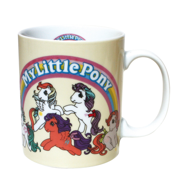 My Little Pony Porcelain Mug - My Little Pony Gifts