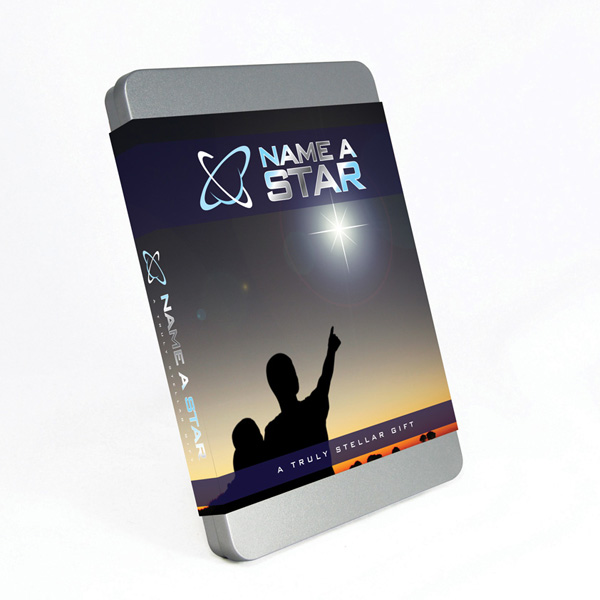 Name a Star For Your Valentine Premium Gift Box