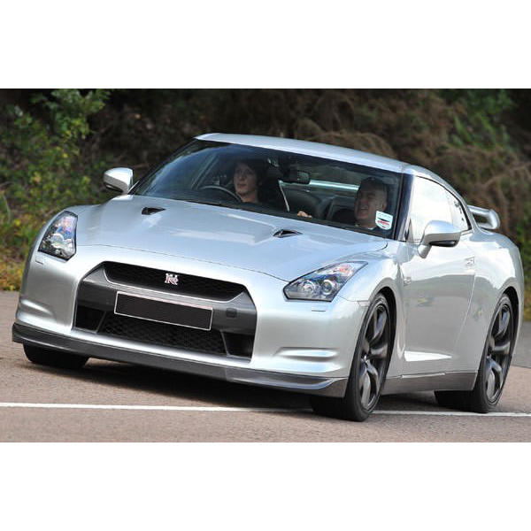 Nissan Gtr Driving Thrill