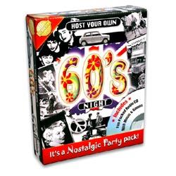 Nostalgic Party 60s Night
