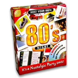 Nostalgic Party 80s Night