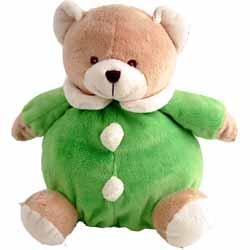 Nursery Bear Green