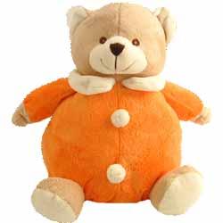 Nursery Bear Orange