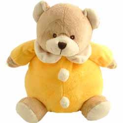 Nursery Bear Yellow