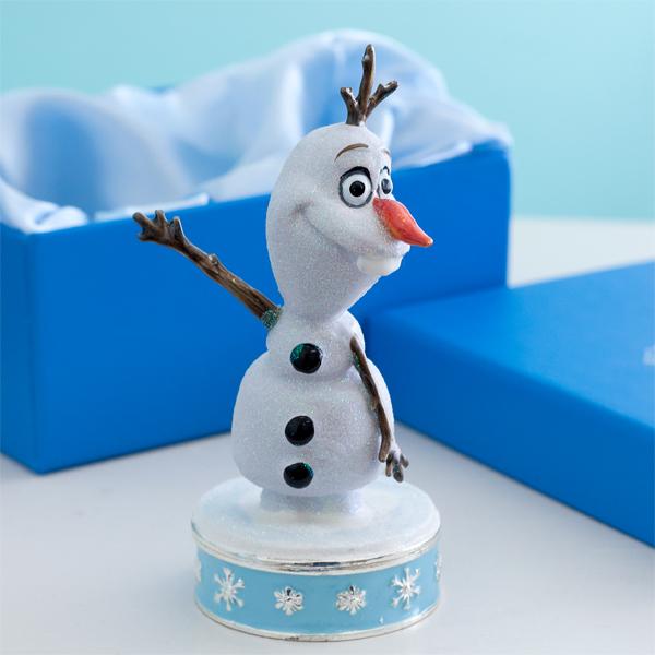 Disney Frozen Olaf Trinket Box