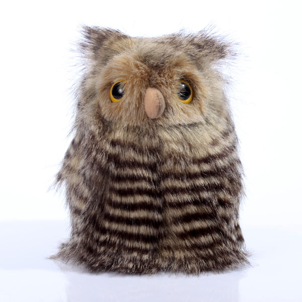 Fluffy the Baby Owl - Fluffy Gifts