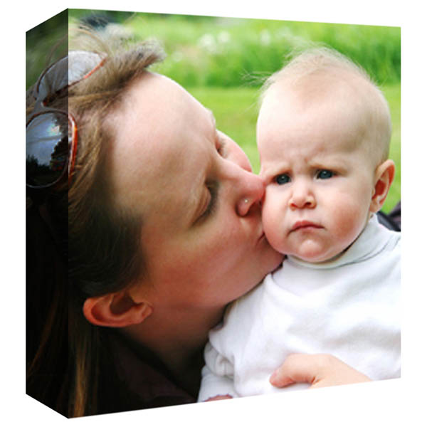 Personalised Photo Canvas 8 by 8 inches